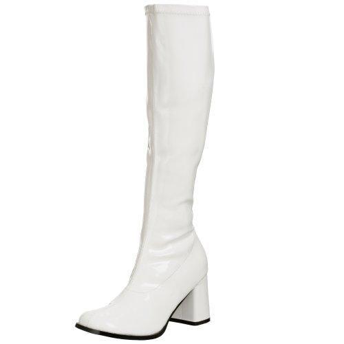 Oferta: 64.14€. Comprar Ofertas de Pleaser GOGO-300 - Botas para mujer, color Blanco, talla 37 EU barato. ¡Mira las ofertas!