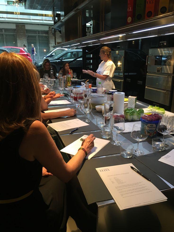 15 best escuela de cocina telva images on pinterest - Escuela cocina barcelona ...