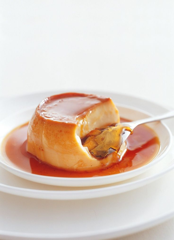 Time for another classic we think.. Is there nothing better than sinking your spoon into a perfect crème caramel? And as Neil explains below, sometimes it's the simplest things that are the hardest to master. Luckily, here at Rockpool Bar & Gr