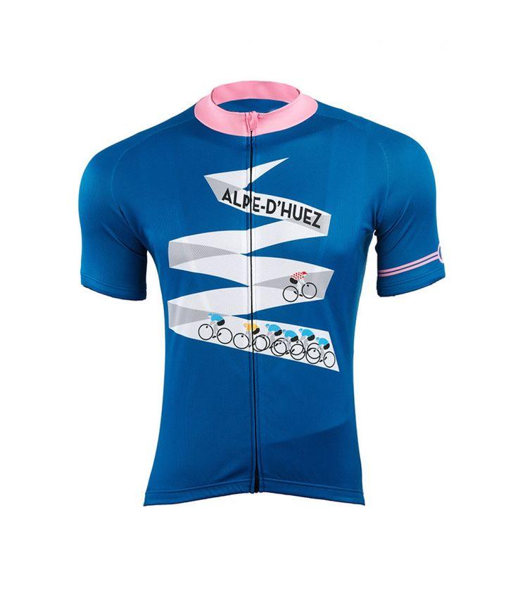 Tour de France Alpe d'Huez-Trikot -