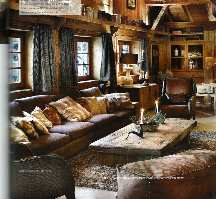 Cosy & warm in the chalet