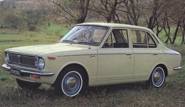 Toyota Corolla 1100 (1986-1987)