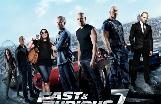 Eerie Leaked Fast & Furious 7 Footage as Paul Walker has a chilling premonition! Watch it here...