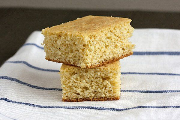Basic Cornbread Recipe