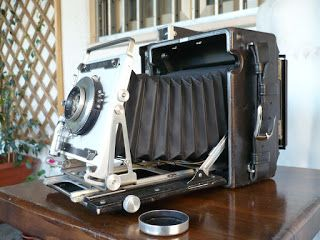 Macchine fotografiche d'epoca, analogiche, meccaniche e relative ottiche.: