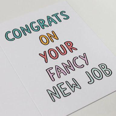 7 best Job Promotion images on Pinterest Job promotion, New job