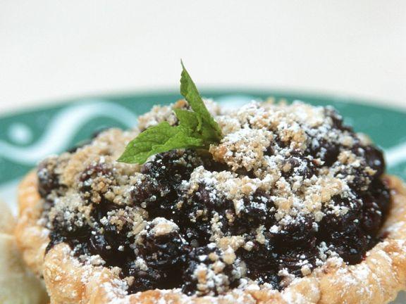 Heidelbeer-Streusel-Törtchen ist ein Rezept mit frischen Zutaten aus der Kategorie Beerenkuchen. Probieren Sie dieses und weitere Rezepte von EAT SMARTER!
