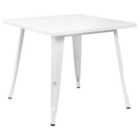 Industrial Kids Activity Table Campanula White - Pillowfort™ : Target