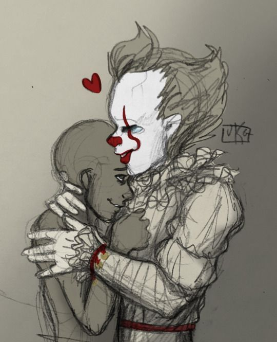 wish that was me  pennywise the dancing clown pennywise