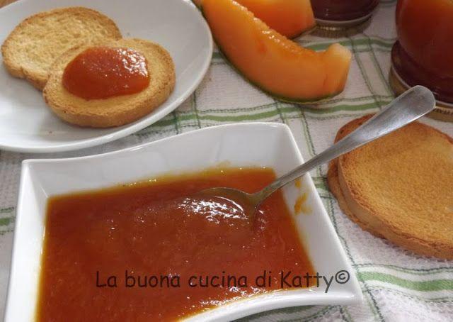 La buona cucina di Katty: Marmellata di melone