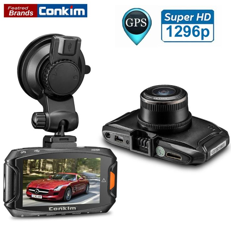 64.4$  Know more -  Dash Cam Car DVR Ambarella A7 Car Digital Video Recorder 1296P 30FPS 170 Degree Wide Angle Camera DVR HDR+G-Sensor+GPS Dash Cam   #buyininternet