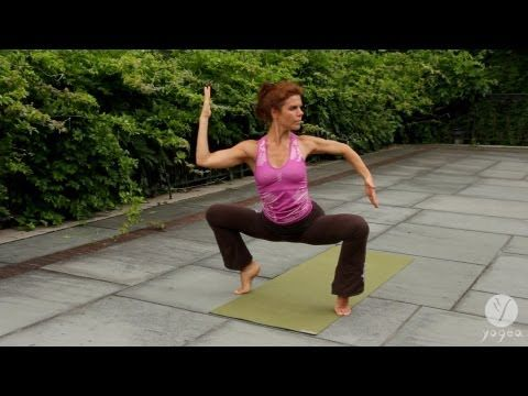 29 Min Women's Flow Yoga Routine | Fertility Bliss (intermediate level)