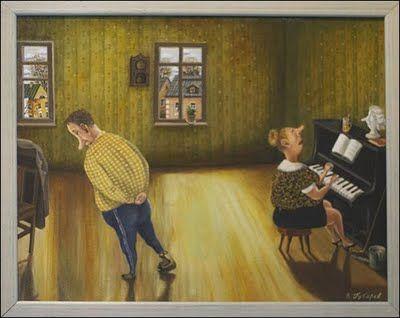 Valentin Gubarev - Warmth, Humour, Chamber-style.