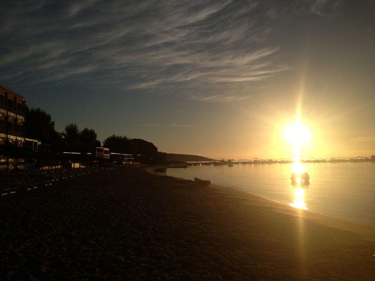 beach Pinarello Photo : Florian M