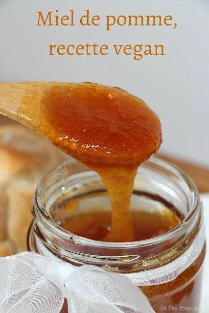 Comment faire son propre miel, vegan, à base de pommes? Une recette gourmande étonnante et très facile à réaliser.