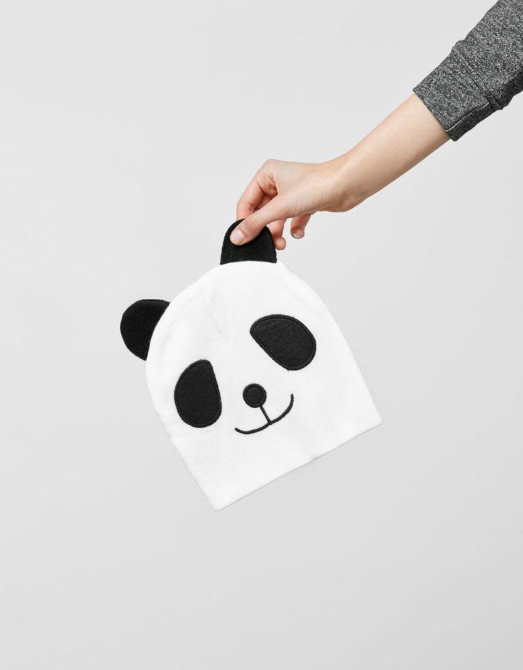 Bershka Italy - Berretto panda