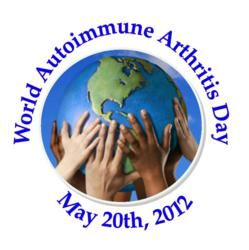 World Autoimmune Arthritis Day (WAAD) is a free global Online Virtual Convention that invites patients and supporters to attend Virtual Presentations and Chat Sessions, download countless educational information and talk to others globally in real-time who are also affected by Autoimmune Arthritis Diseases
