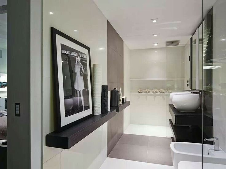 Hotel Bathroom By Interior Designer Kelly Hoppen For The
