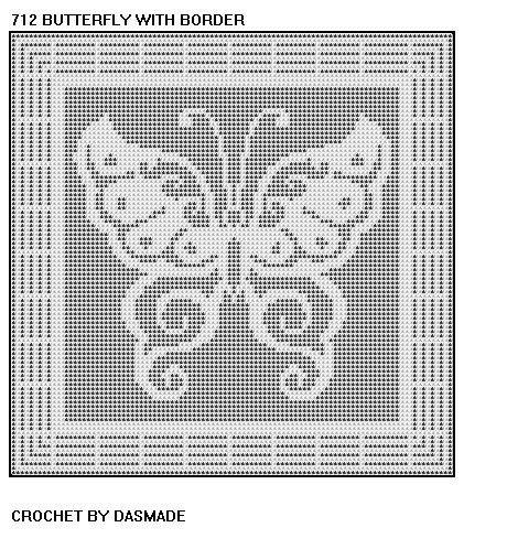 Filet butterfly