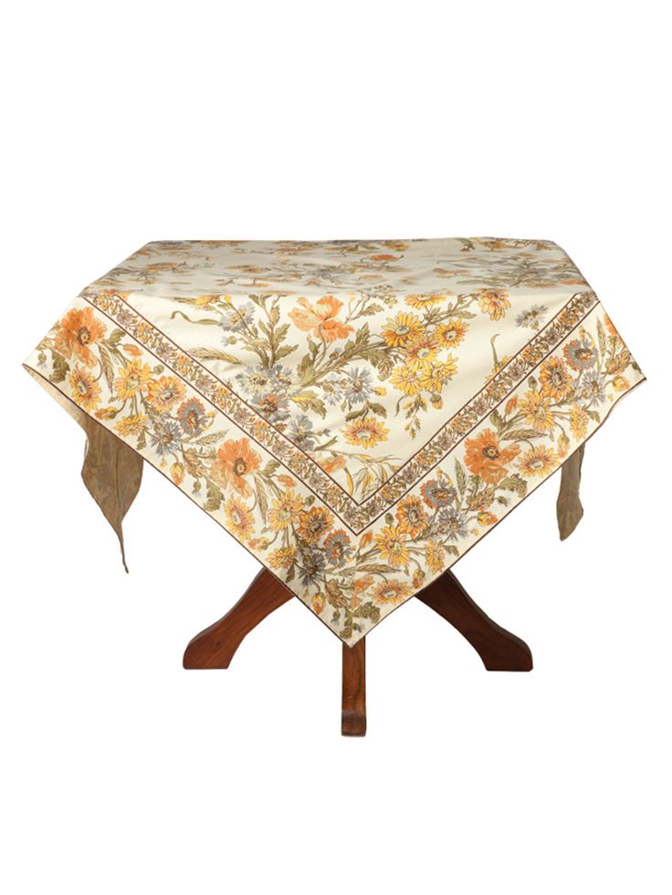 Wildflowers Tablecloth