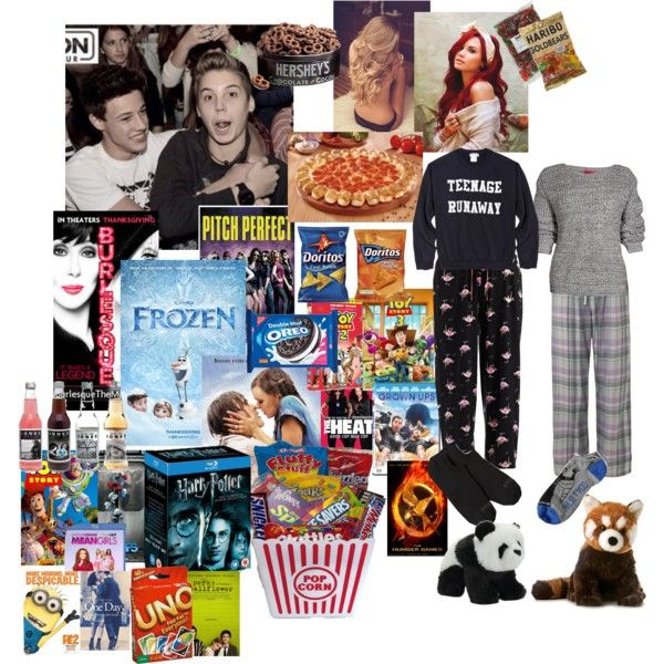 """Big movie marathon with Your bestie, Cameron and Matt"" by nmdillon on Polyvore"
