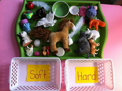 Many Sorting Opposites activities