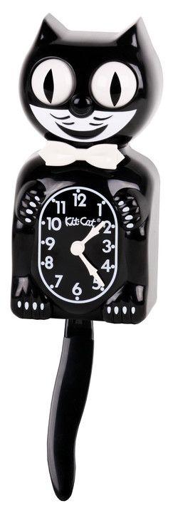 "Kit-Cat clock - Det ""katteste"" ur! - fås hos CoolStuff.dk"