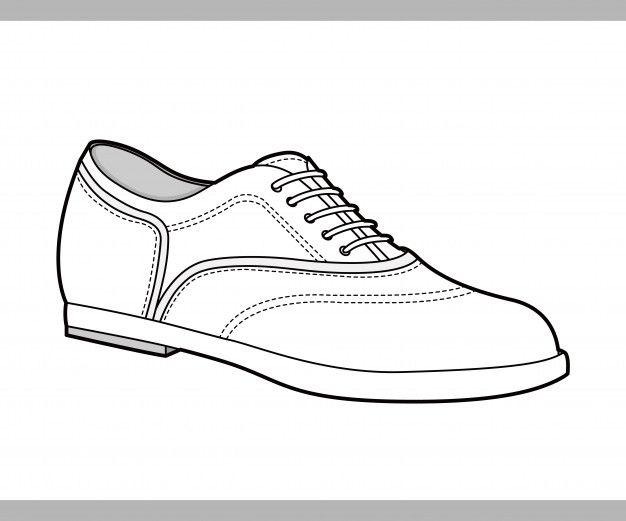 Freepik Des Ressources Graphiques Pour Tous Comment Dessiner Des Chaussures Chaussure Mode Chaussures De Travail