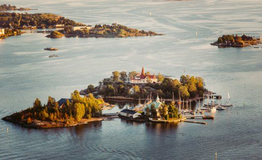 Discover the maritime attractions of Helsinki (c) Jussi Hellsten/Visit Finland