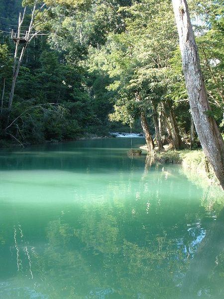 Blue Creek, Punta Gorda, Toledo District, Belize