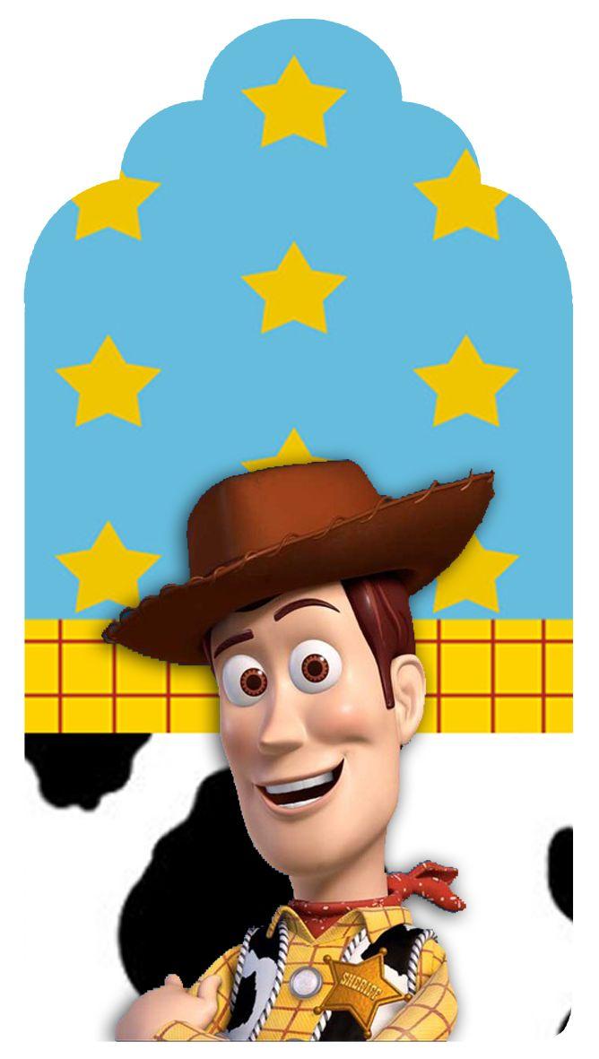 Montando minha festa: Kit digital grátis para impressão Toy Story