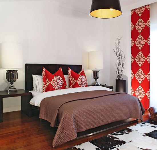 Red And Black Room Decor Ideas: 1000+ Ideas About Red Bedroom Decor On Pinterest