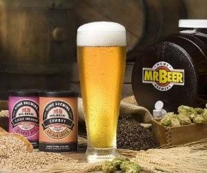 This complete package is a must have kit for all beer lovers. Wheat beer, Porter, Stout, Lager, Pale Ale any variety you can imagine! The do it yourself system comes complete with all ingredients sans water for the first foray into brewing. The reusable two-gallon fermenter tank can be cleaned and used again and again.…