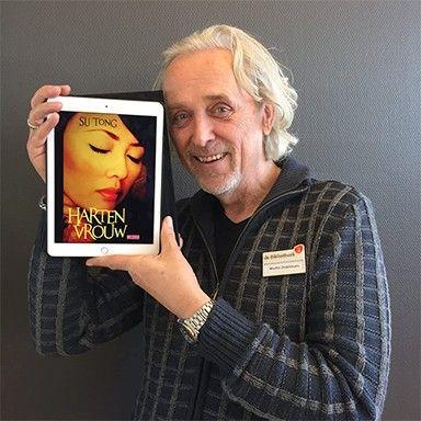 Het #FavEbook van Martin is 'Hartenvrouw' van Su Tong.