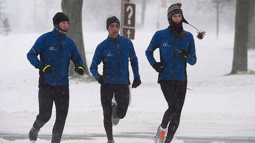 5 Tips For Exercising In The Cold! Global News