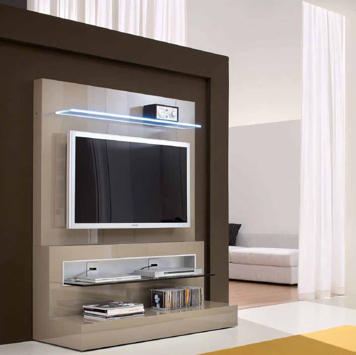 simple tv unit designs simple house design ideas study ForSimple Lcd Wall Unit Designs