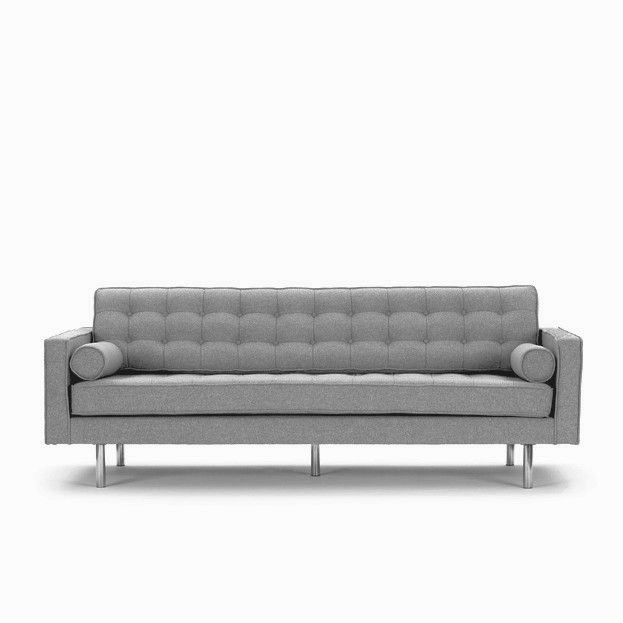 Modern Sofa  Sectional Sofas are so fy and the Kara Collection really makes a statement in
