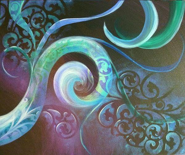 Moonlight Magic Print By Reina Cottier