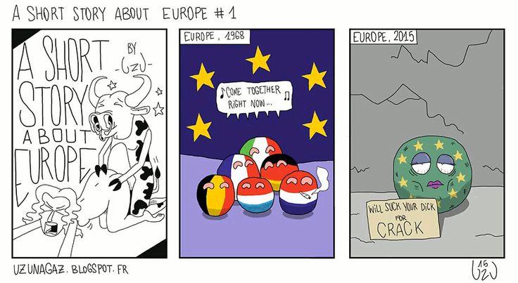 uzunagaz: Une courte histoire sur l'Europe #1