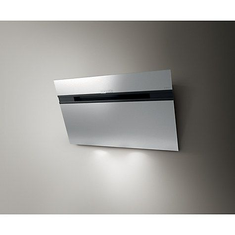 Elica Ascent 60cm Wall Mounted Chimney Cooker Hood Online At Johnlewis