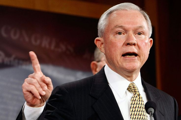 Jeff Sessions not ruling out independent investigation of Obama Department of Justice