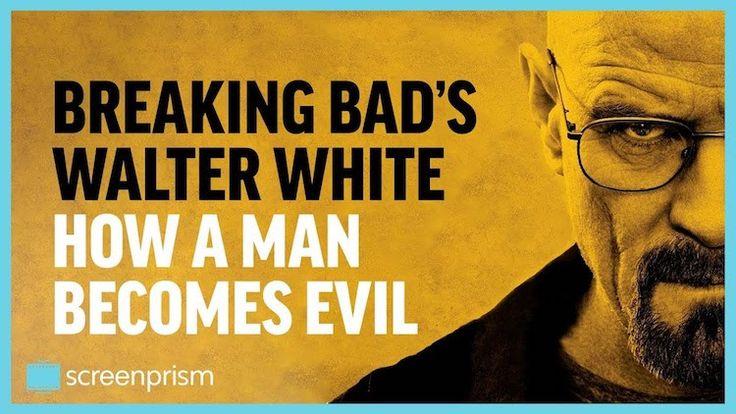 The Evolution of Walter White From Good Guy Punchline to Powerful Door Knocking Heisenberg