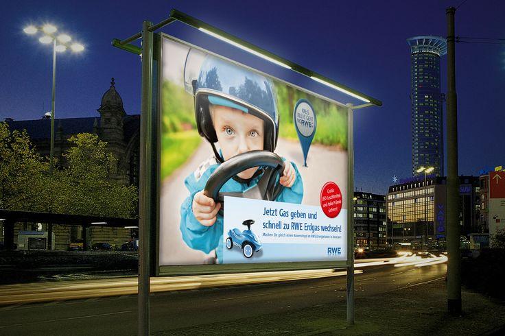 RWE Vertrieb AG - Regionale Vertriebskampagne