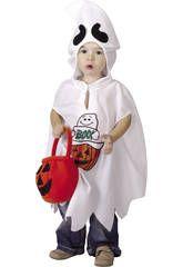 Disfraz fantasma bebé