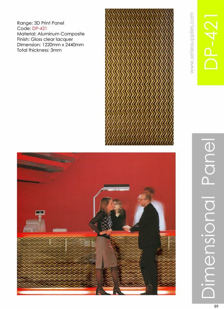 Surface Applied Aluminum Composite Panel : Images about design wall panel on pinterest