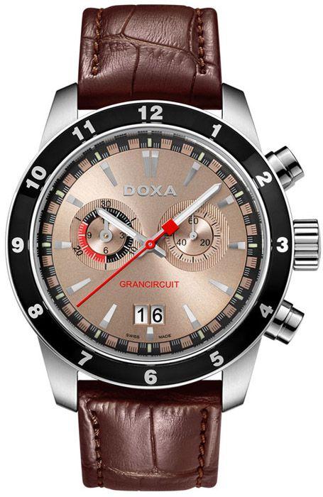 Zegarek męski Doxa 140.10.321.02 - sklep internetowy www.zegarek.net