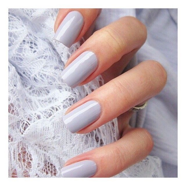 Stunning Grey Mani 3 Vidaglow Marinecollagen Health Fitness Hair
