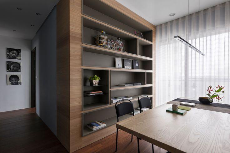 Функциональное решение квартиры для семьи с детьми — HQROOM