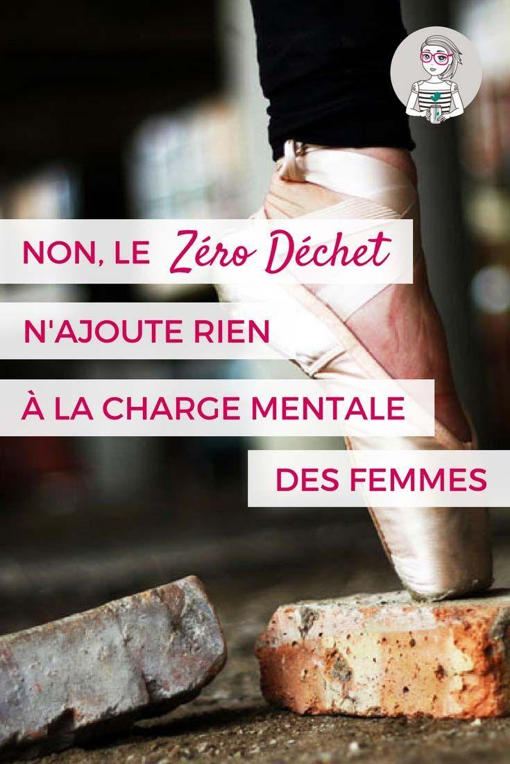 Le Zéro Déchet et la charge mentale des femmes #zerodechet #zerowaste #women #empowerment