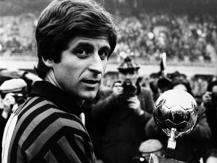 Gianni Rivera #calcio #sport #milan